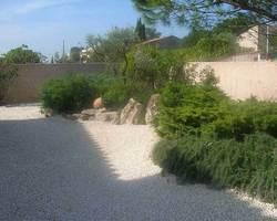 Côté Piscine - Vendres - Aménagement extérieur : terrassement et assainissement