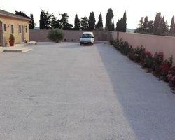 Côté Piscine - Vendres - Parking , Chemin