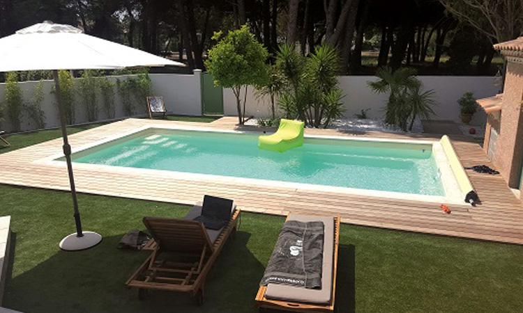 Votre pisciniste pr s de b ziers for Construction piscine 34